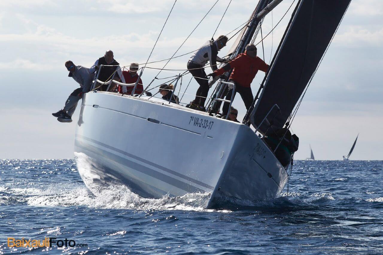 fotografia nautica de regatas baixauli foto c5